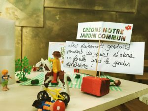 Points Communs - Prototypage campagne