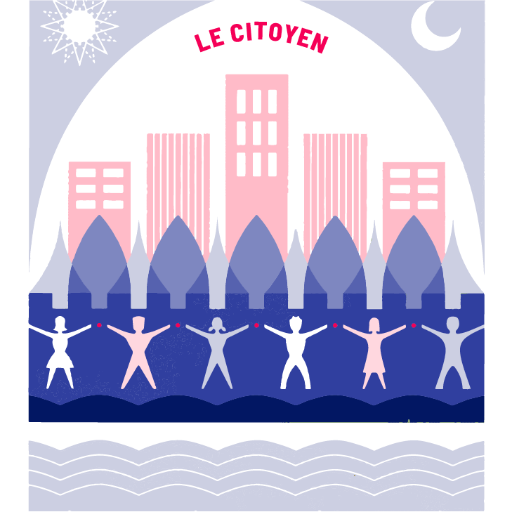 Le Citoyen - L'archétype de Points Communs